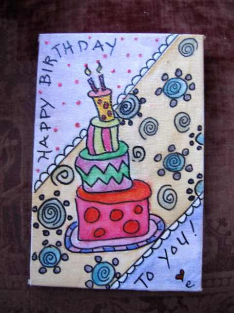 Birthday:ellen
