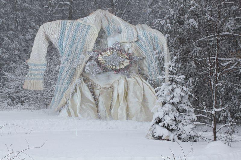Snowdress