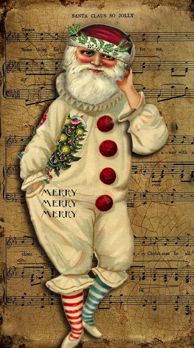 Santa+holiday+card copy