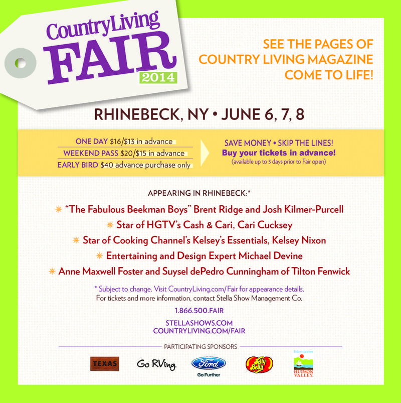 CL Fair Rhinebeck 2014
