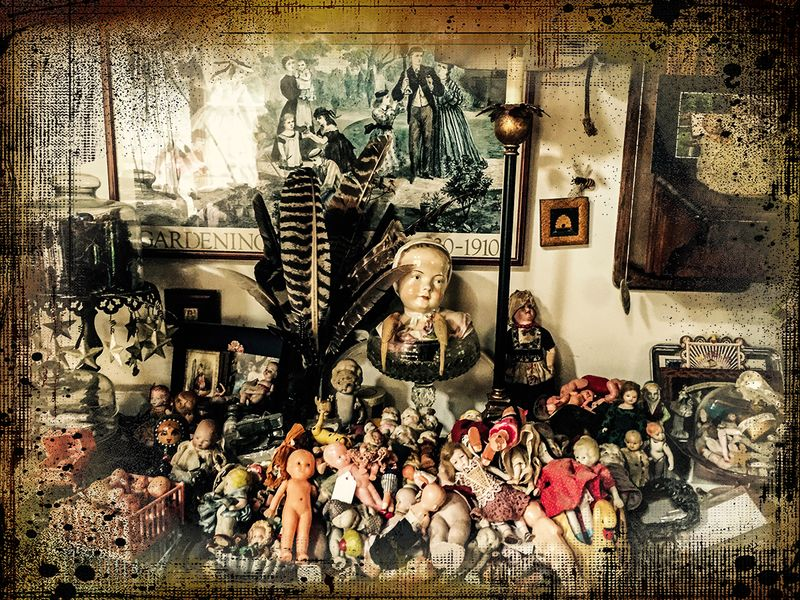 Dolls+lot+studio
