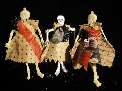 Waxedskeletons
